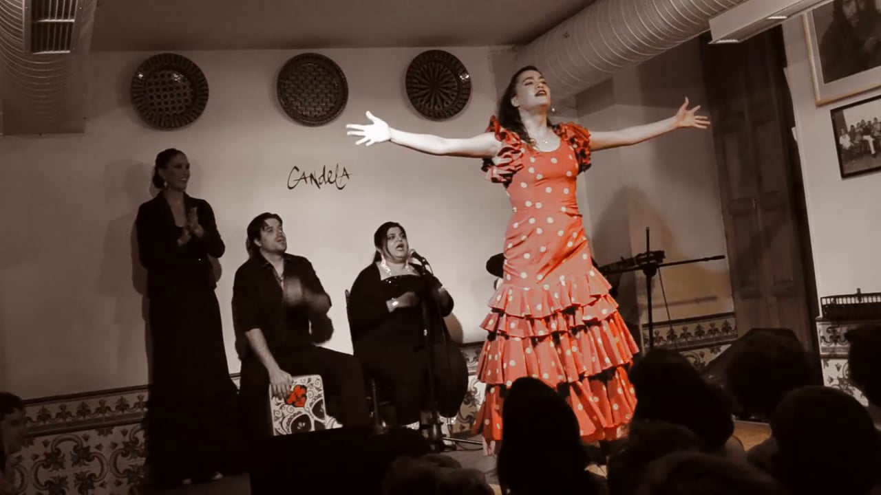 danseuse flamenco bordeaux