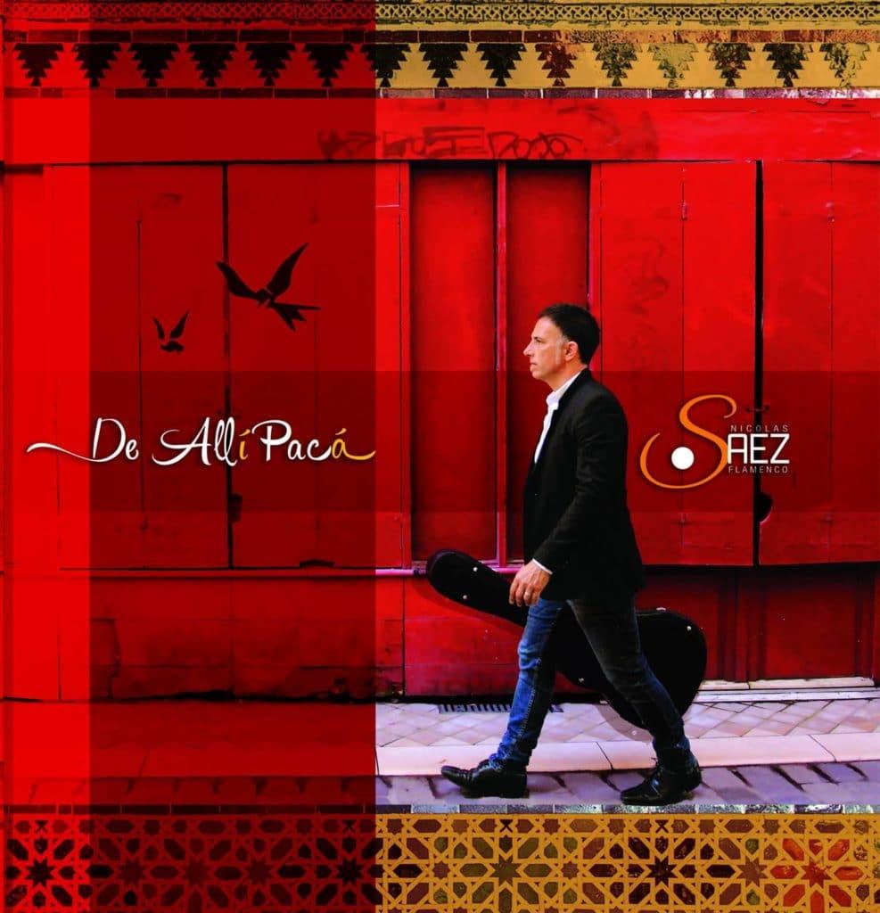 Nicolas Saez nouveau spectacle flamenco bordeaux