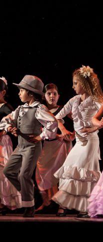 cours flamenco enfants au studio flamenco bordeaux