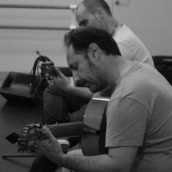 cours guitare flamenco à Bordeaux au Rincon Andaluz