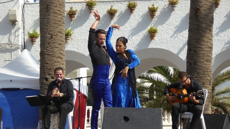 spectacle flamenco à bordeaux