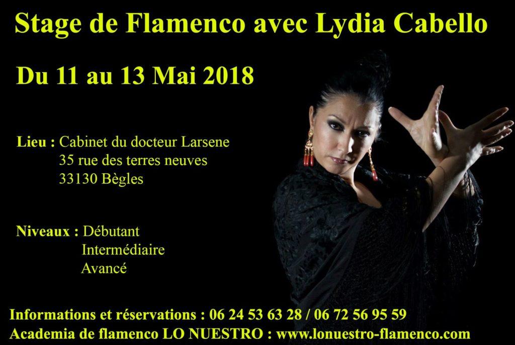 Affiche-stage-flamenco-bordeaux-lo-nuestro