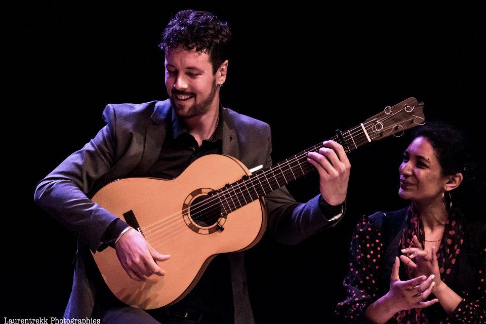 flamenco bordeaux caramelita